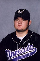 Minnesota State University, Mankato Baseball|Baseball Scans|2004 baseball headshots|salsbery 2004 300 University Athletics. Collection, 1925-Ongoing. MSU Archives Collection 26. salsbery 2004 300.jpg