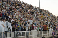 Minnesota State University, Mankato Football|2004 Football Action|9-18-04-CSP|Fowler|Blakeslee Crowd 04 AE