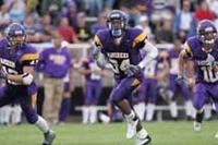 Minnesota State University, Mankato Football|2004 Football Action|8-26-04-BSU|Fowler|Adams Michael 04B 72