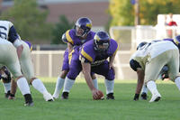 Minnesota State University, Mankato Football|2004 Football Action|9-18-04-CSP|Fowler|King Jeske 04 AA