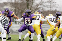 Minnesota State University, Mankato Football|2004 Football Action|10-30-04-AC|Fowler|Riley Tim 04 EA