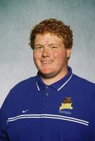 Minnesota State University, Mankato Football|2004 Football Head Shots|Vonch Andy 04