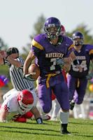 Minnesota State University, Mankato Football|2004 Football Action|10-9-04-USD|Fowler|Krivoruchka Kyle 04CB