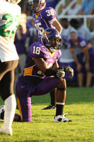 Minnesota State University, Mankato Football|2007 Football Action|Hinton_UND_1