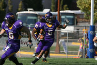 Minnesota State University, Mankato Football|2007 Football Action|Taylor_UND_2