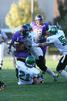 Minnesota State University, Mankato Football|2007 Football Action|Chappell_UND_1