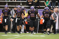 Minnesota State University, Mankato Football|2013 Action|MSU FB vs Crookston|Captains1