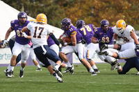 Minnesota State University, Mankato Football|2013 Action|MSU FB vs Augustana|Wolf_Jon6