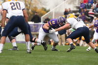 Minnesota State University, Mankato Football|2013 Action|MSU FB vs Augustana|Schaudt_Chris2