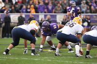 Minnesota State University, Mankato Football|2013 Action|MSU FB vs Augustana|Ballinger_Barry