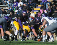 Minnesota State University, Mankato Football|2013 Action|MSU FB vs Winona State|Brozovich cxv443