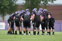 Minnesota State University, Mankato Football|2013 Action|MSU FB vs Crookston|Off. Huddle1