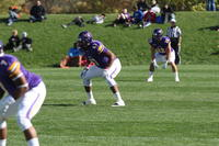 Minnesota State University, Mankato Football|2013 Action|MSU FB vs Augustana|Clare_Darius