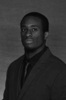 Minnesota State University, Mankato Football|2013 Head Shots|FB Head Shots B&W|Jones, Diontae_1O0T9326