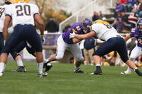 Minnesota State University, Mankato Football|2013 Action|MSU FB vs Augustana|Schaudt_Chris3