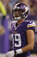 Minnesota State University, Mankato Football|thielen|thielen in game vikings 2013 2
