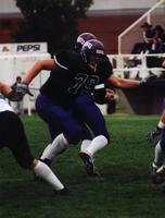 Minnesota State University, Mankato Football|action photos|Klieforth action.