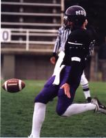 Minnesota State University, Mankato Football|action photos|dutton punting.