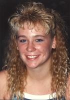Mankato State University women's swimmer. October , 1990.