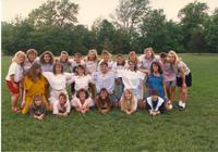 Mankato State University Female Students, 05-23-1989.