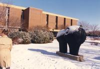 The Chthonic Structure at Mankato State University, 1989-01-26.