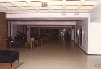 Centennial Student Union Lounge on the second floor at Mankato State University, 1989-01-18.