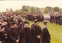 Commencement at Mankato State University, 1990-06-08.