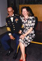Army ROTC Mankato State University, April 21, 1989.
