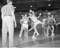 Basketball team, Mankato State College, 1957-12-31