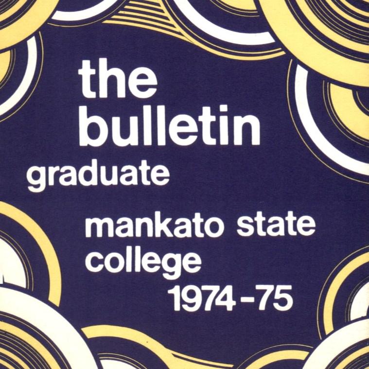 Graduate Bulletins