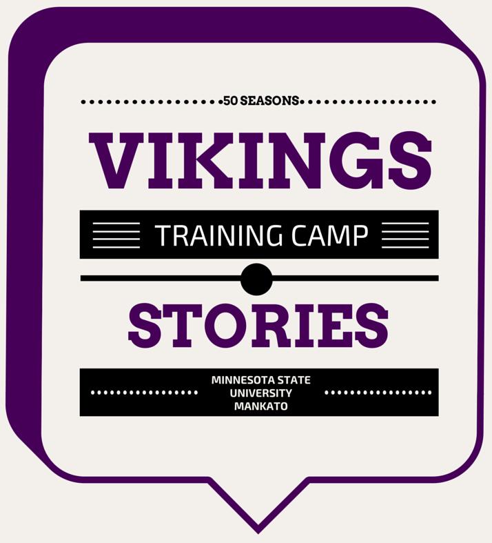 Minnesota Vikings Training Camp Stories